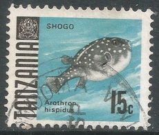 Tanzania. 1967 Definitives. 15c Used. SG 144 - Tanzania (1964-...)