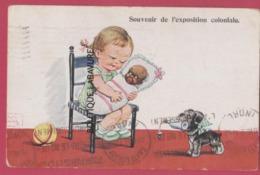 PARIS----Souvenir De L'Exposition Colonniale - Illustrateurs & Photographes