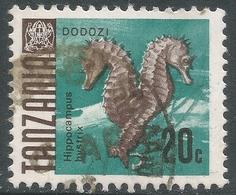 Tanzania. 1967 Definitives. 20c Used. SG 145 - Tanzania (1964-...)