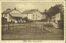 Beho -- Route De Deifeldt.     ( 2 Scans ) - Gouvy