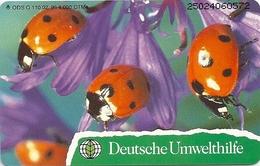 Germany - Deutsche Umwelthilfe Marienkäfer - O 0110 - 02.95, 4.000ex, Mint (check Photos!) - O-Serie : Serie Clienti Esclusi Dal Servizio Delle Collezioni