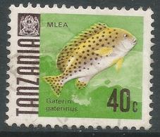 Tanzania. 1967 Definitives. 40c Used. SG 147 - Tanzania (1964-...)