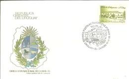 POSTMARKET URUGUAY  1995 - Correo Postal