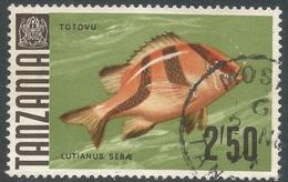 Tanzania. 1967 Definitives. 2/50 Used. SG 154a - Tanzania (1964-...)