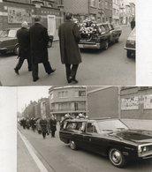 POST MORTEM  -     BEGRAFENIS   FOTOKAART - Photographs