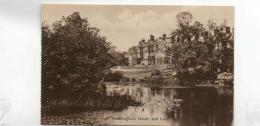 Postcard - Sandringham House And Lake - No Card No. - Unused Very Good+ - Unclassified