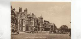 Postcard - Sandringham House, West Front And Terrace - No Card No. - Unused Very Good+ - Unclassified