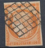 N°5 GRILLE 1849 - 1849-1850 Ceres