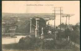 Conflans-Fin-d'Oise - Le Pont Eiffel - Conflans Saint Honorine