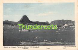 CPA  GREENLAND  GRONLAND -   INSELN IM UMANAK FJORD VON SUDOST NW UMANATSIAK - Greenland