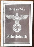 Arbeitsbuch-1941-AA Landsberg/Warthe-Landwirtschaft Usw. - 1939-45