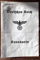 Deutsches Reich-Kennkarte-1940 - 1939-45