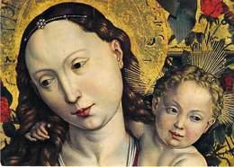 """68 - COLMAR -. Cathédrale Saint Martin - La """"Vierge Au Buisson De Roses"""" - Colmar"""