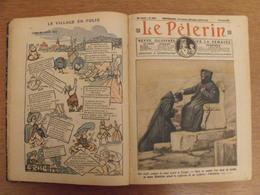 Reliure Recueil Le Pélerin De 1926-27 (décembre/décembre). Nombreuses Illustrations BD - Magazines Et Périodiques