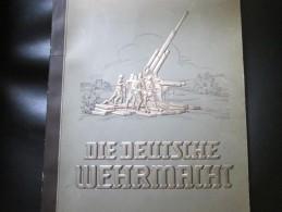 Sammelbilderalbum Unsere Wehrmacht 1936 Komplett, Cigaretten-Bilderdienst DRESDEN - Libri, Riviste & Cataloghi