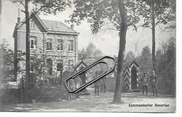 CPA / AK / PK   -   BEVERLOO   Kommandantur - Beringen