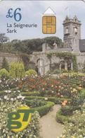 Guernsey Phonecard - £6 Sark - Superb Fine Used Condition - Ver. Königreich