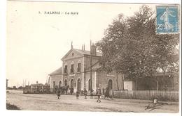 Salbris - La Gare 1921 - Salbris