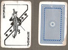 JOKER CARTA DA GIOCO VINTAGE - Carte Da Gioco