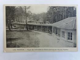 Lou Pignada - Foyer Des Infirmieres Et Galerie De Cure De L'ancien Pavillon - France
