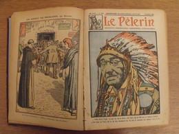 Reliure Recueil Le Pélerin De 1928-29 (novembre/décembre). Nombreuses Illustrations BD - Magazines Et Périodiques