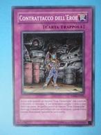 Contrattacco Dell'Eroe - Serie DUELIST PACK JADEN YUKI 3 - 2008 - DP06 IT023 - Promo AAA - Yu-Gi-Oh