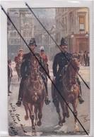 "Angleterre :City Police .The Guildhall .""Escorting The Lord Maor"" - Non Classificati"
