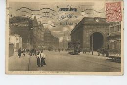 ROYAUME UNI - ENGLAND - NEWCASTLE ON TYNE - Central Station And Neville Street - Newcastle-upon-Tyne