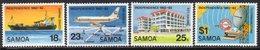 Samoa 1982 20th Anniversary Of Independence Set Of 4, MNH, SG 616/9 - Samoa