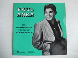 45 Giri Paul-Anka DIANA (Columbia) - 45 G - Maxi-Single