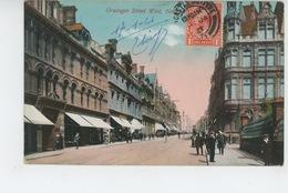 ROYAUME UNI - ENGLAND - NEWCASTLE ON TYNE - Grainger Street West - Newcastle-upon-Tyne