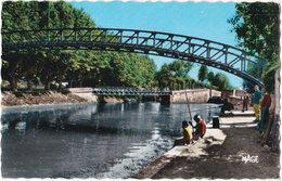 45. Pf. MONTARGIS. Canal De Briare. Ecluse De Marolle. 376 - Montargis