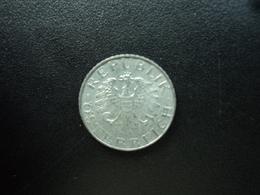 AUTRICHE : 5 GROSCHEN  1957  KM 2875   SUP+  (légère Oxydation) - Autriche