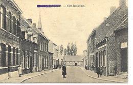 CPA / AK / PK   -   STADEN    Sint-Jansstraat - Staden