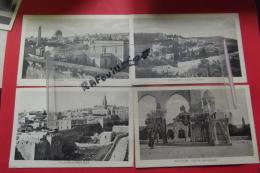 Cp Jerusalem Lot 4 Cartes - Israel