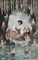 BEBES Multiples : La Péche En Barque - Bébés
