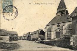 80 LOEUILLY - L'Eglise - Autres Communes