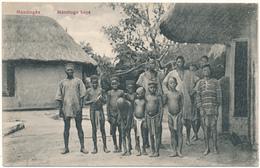 LIBERIA, Ethnic - Mandingo Boys - Liberia