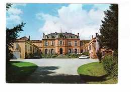 32 Gimont Chateau De Larroque Citroen DS Propriétaire Mr Et Mme Fagedet , Route De Toulouse , Carte Non Voyagée - Autres Communes