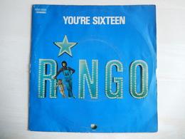45 Giri - Ringo - You're Sixteen (1974) - 45 G - Maxi-Single