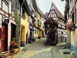 68 - Eguisheim - Vieilles Maisons - France