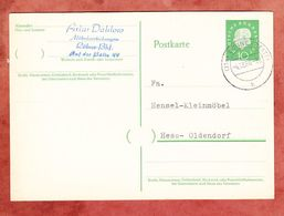 P 37 Heuss, Loehne Nach Hess Oldendorf 1960 (48360) - BRD