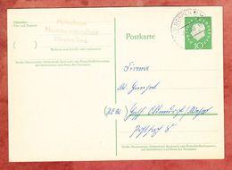 P 37 Heuss, Doerpen Nach Hess Oldendorf 1960 (48362) - BRD