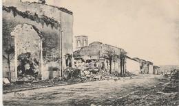 ETON  -   ** Après Les Bombardements ** -   Editeur Deutscher Militar Kunstverlag   Nr 56 A - Andere Gemeenten