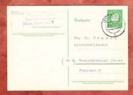 P 37 Heuss, Uchte Nach Hess Oldendorf 1960 (48366) - BRD