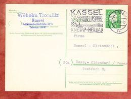 P 37 Heuss, Kassel Nach Hess Oldendorf 1960 (48368) - BRD