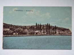 CAPODISTRIA ISTRIA SEMEDELLA Slovenia Slovenija AK Old Postcard - Slovenia