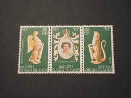 VIRGIN  - 1978 REGINA/TEMATICHE 3 VALORI - NUOVI(++) - British Virgin Islands