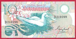 Seychelles, 10 Rupees, Type 1983 SUP - Seychelles
