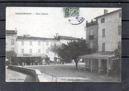 Roquebrune - Place Carnot - Roquebrune-sur-Argens